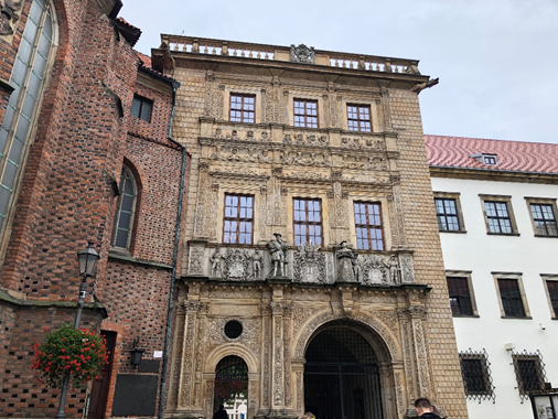 Brzeg: w stolicy księstwa legnicko-brzeskiego