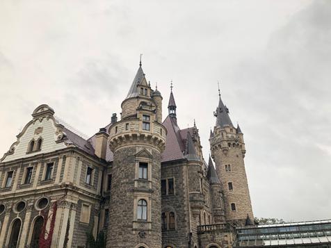 Pałace Opolszczyzny: Niemodlin- Tułowice- Moszna