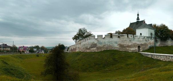 Szydłów – polskie Carcassonne w Niecce Nidziańskiej