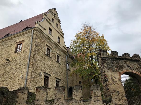 Dolnośląskie zamki: Kietlin – Gola Dzierżoniowska – Dzierżoniów – Niemcza