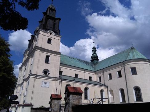 Sanktuarium w Gidlach