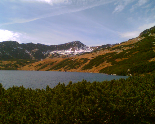 Dolina Pięciu Stawów Polskich w Tatrach Wysokich