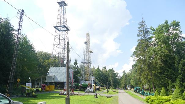 Bóbrka – pierwsza na świecie kopalnia ropy naftowej