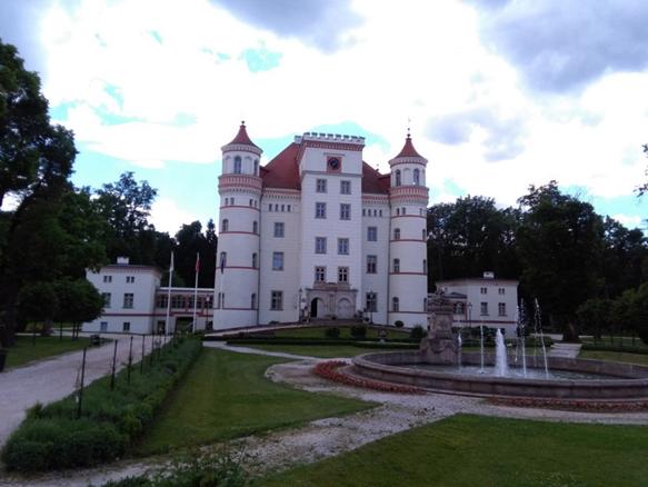 Dolina Pałaców i Ogrodów w Kotlinie Jeleniogórskiej
