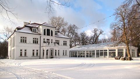 Pałac Czosnowskich w Opypach