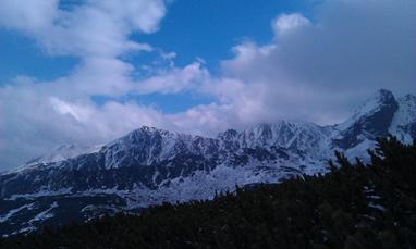 Zimowe zejście Kasprowy Wierch – Hala Gąsienicowa