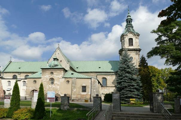 Śladami wielkich Polaków: St. Czarnieckiego, M. Reja i W. Kadłubka
