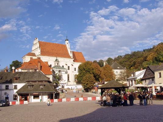 Perła renesansu – Kazimierz Dolny