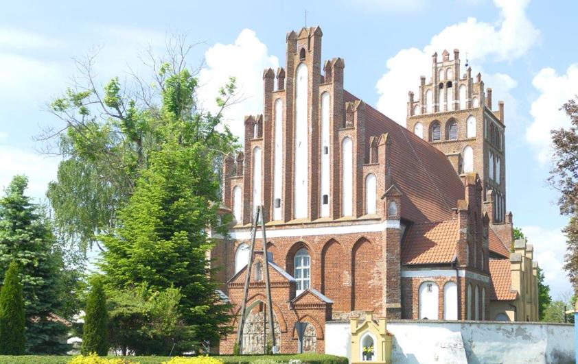 Szlakiem warmińskich kościołów gotyckich: Bisztynek – Jeziorany