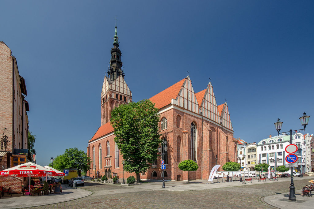 Elbląg – port morski o 1100-letniej tradycji