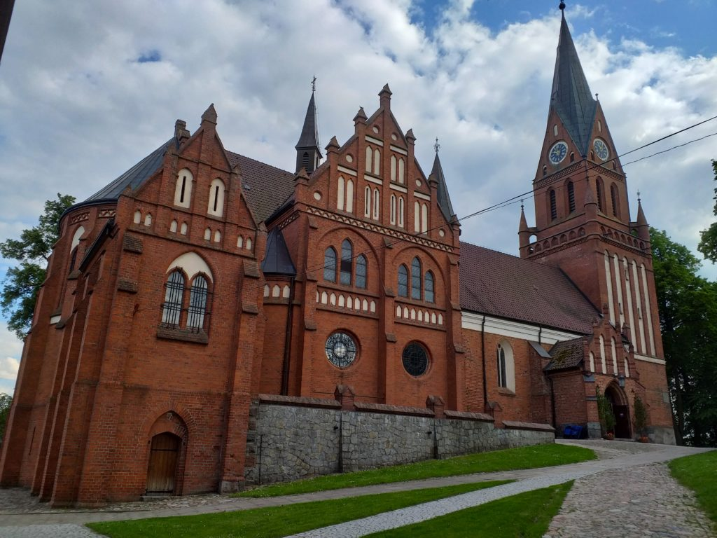 Warmińskie sanktuarium w Gietrzwałdzie