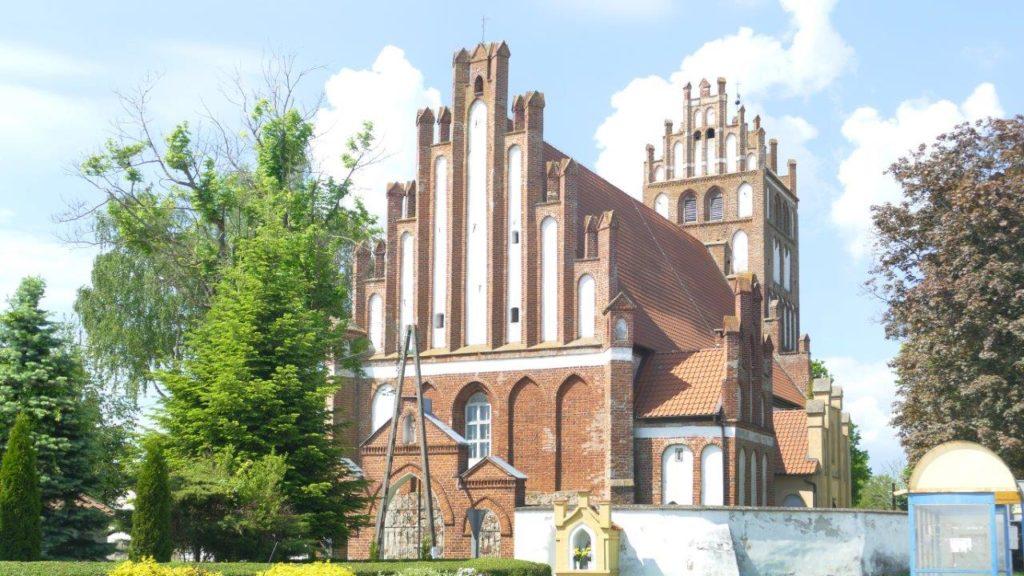 Gotyckie kościoły