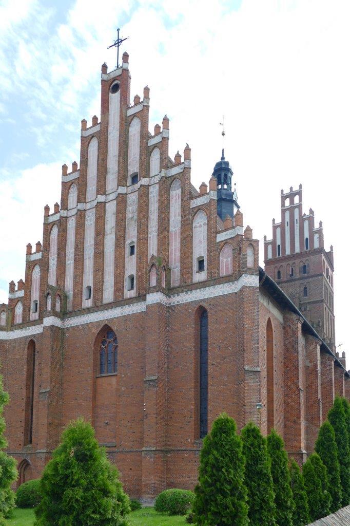 Na szlaku gotyckich kościołów środkowej Warmii: Dobre Miasto – Orneta