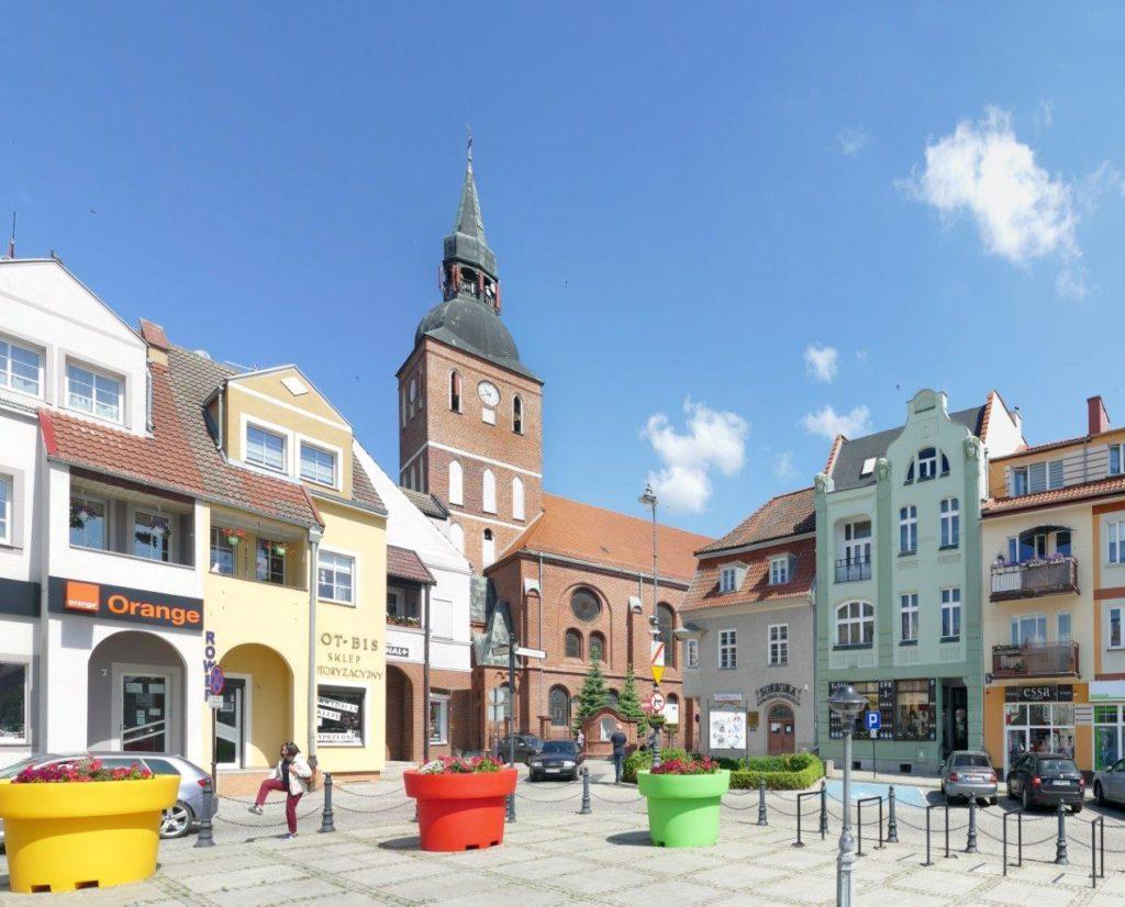 Kolorowe miasta w południowej Warmii – Biskupiec i Barczewo