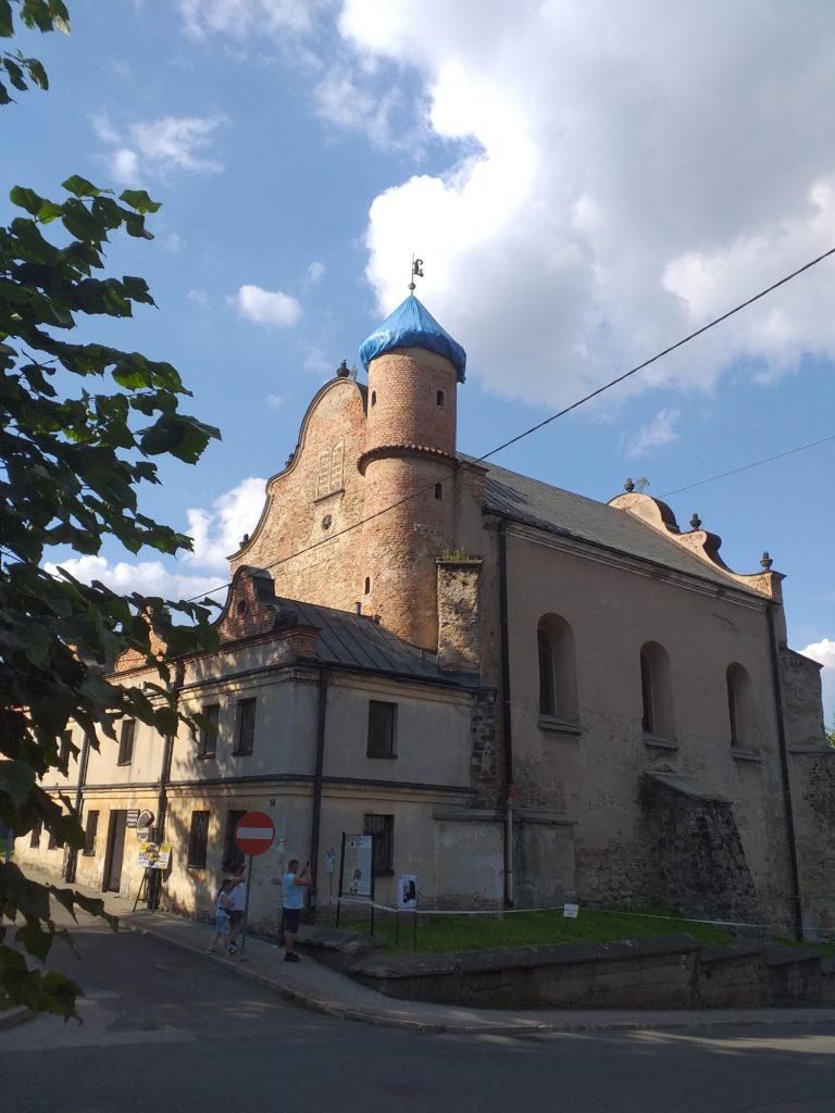 Tajemnicze Lesko – brama w Bieszczady