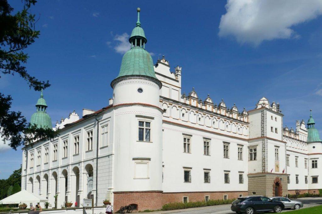 W rezydencji Leszczyńskich: Baranów Sandomierski