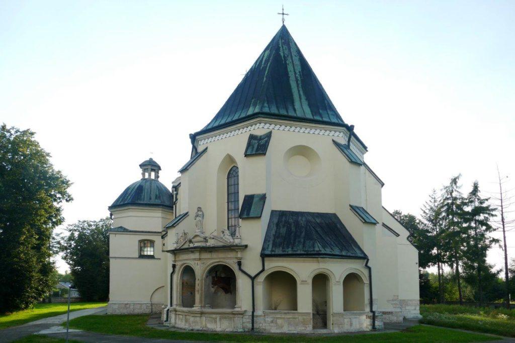 W krainie Wiślan – Nowy i Stary Korczyn, Strożyska oraz Opatowiec