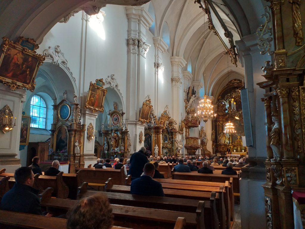 Śladami Piastów śląskich –w sanktuarium św. Jadwigi Śląskiej w Trzebnicy